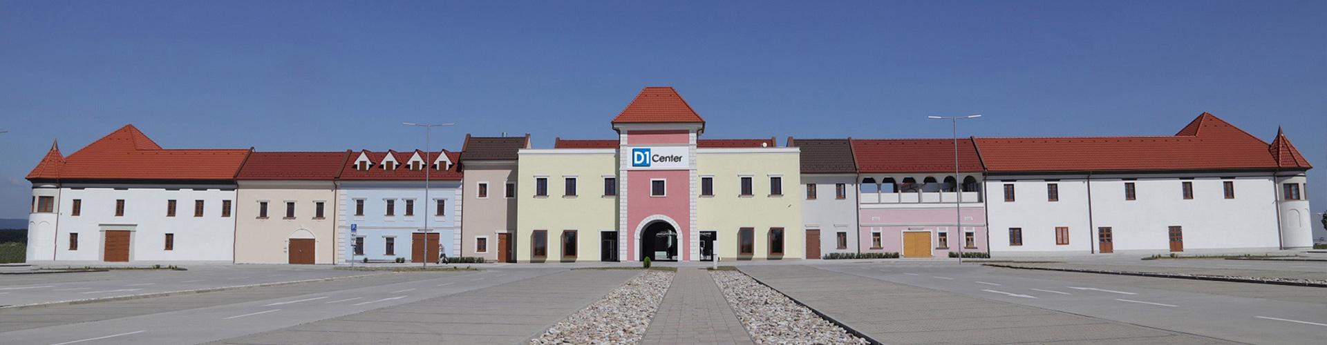 Nákupné centrum - Obchodné priestory na prenájom | D1 center eu